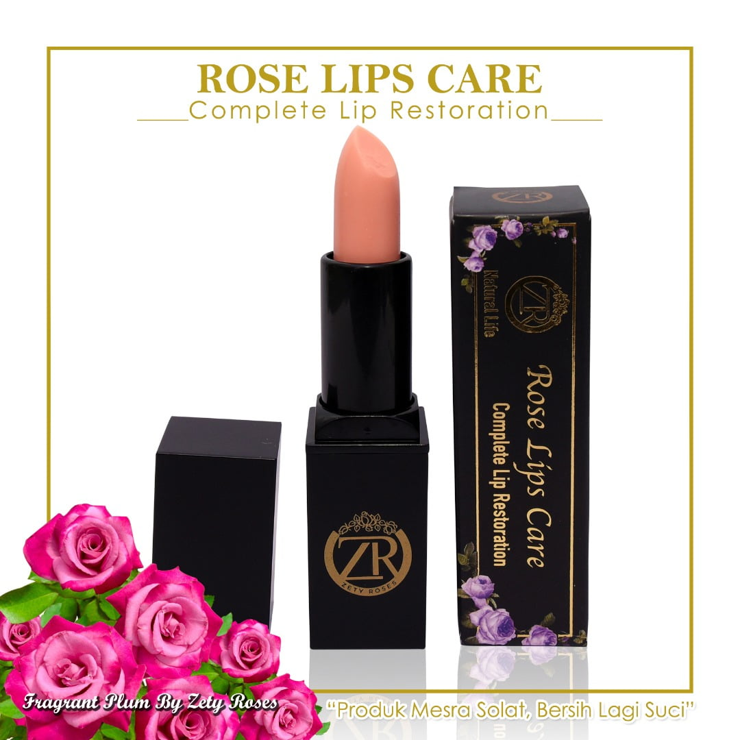 Rose lips<br/>care